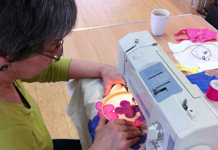 Creative Machine Embroidery