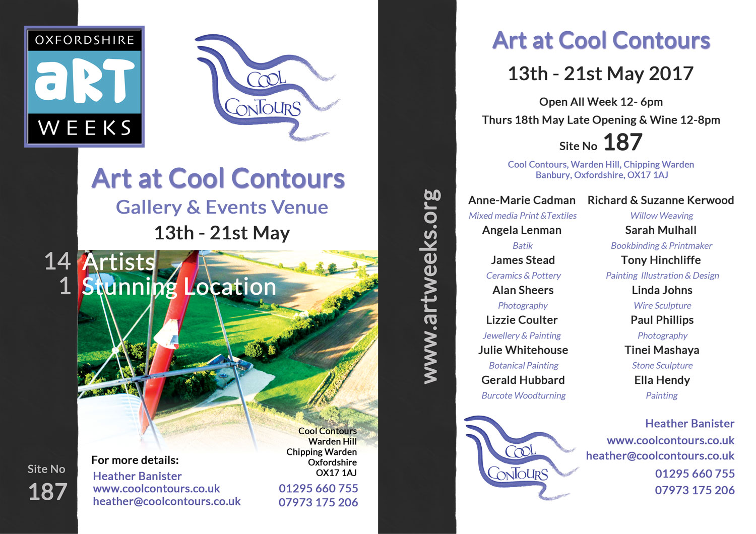 Oxfordshire Art Weeks 2017